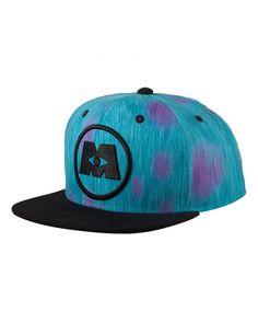 Neff Headwear New Disney Pixar Collection Monster's Inc Snapback Flat Bill Hats, Flat Hats, Disney Outfits, Disney Fashion, Fashion Fashion, Cute Hats, Snapback Cap, Beanie Hats, Beanies
