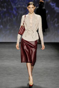 Vivienne Tam Autumn/Winter 2014-15 Ready-To-Wear