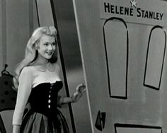 helene stanley - the live model for princess aurora from walt disney's sleeping beauty