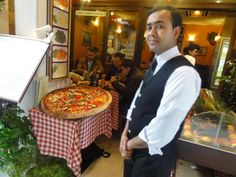 Venezia and its famous pizzas