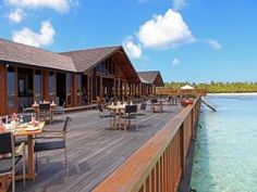 Paradise Island Resort & Spa Maldives Islands - Lagoon Restaurant