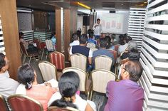 Mr. Harish Shetty spreading his knowledge on Living Foods. #harishshetty #foodforlife
