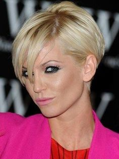haircut sarah harding | Sarah Harding Hair Cut - I think I can manage this! | Hair by evrose