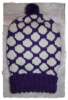 Lenashobbyblogg: Strikkeluer Knitted Hats, Knitting, Lattices, Tricot, Knit Caps, Cast On Knitting, Stricken, Crocheting, Knits