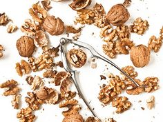 Walnuts for healthy skin. In a nut versus nut study by the University of Scranton, US, walnuts were found to contain twice the antioxidant quantity of their almond, peanut, pistachio, Brazil, hazelnut, macadamia and cashew compadres.