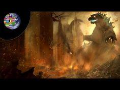 What if Godzilla were real: interesting idea.