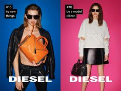 Diesel 'For Successful Living' Project - Fall/Winter 2016 Campaign Look-04
