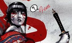 La leyenda de las mujeres samurai: Onna Bugeisha