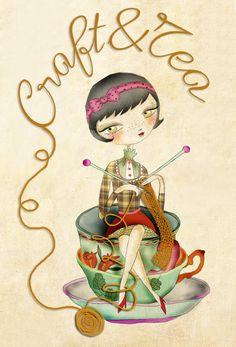Craft & Tea ~ Rene Velasco