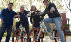 Bike-Sharing Startup in China Builds $1 Billion Business Out of 15-Cent Rides