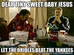 Let's go O's!!