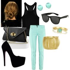 Untitled #9, created by brose on Polyvore