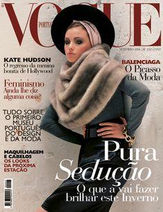 Vogue Portugal #47: Setembro de 2006