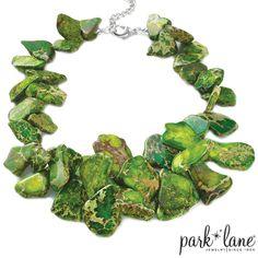 Jasper Necklace   Park Lane Jewelry