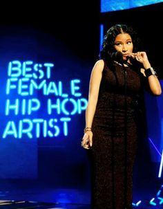 Best female hip hop artist
