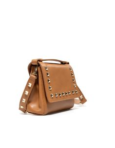 STUDDED MINI MESSENGER BAG - Handbags - Woman - New collection - ZARA