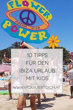 10 Tipps für den Ibiza Urlaub mit Kindern - Vickyliebtdich Ibiza Hotel, Travel With Kids, Traveling With Children, Outdoor Cafe, Hotels For Kids, European Travel
