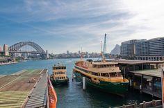 circular quay sydney australia