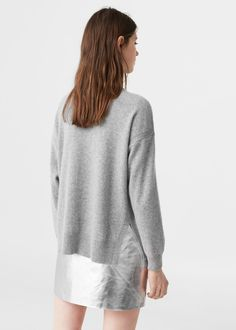 Sweter 100% kaszmir | MANGO