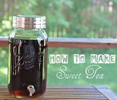 Perfect Sweet Tea!