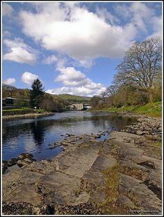 The river Tummel, near Pitlochry in Scotland