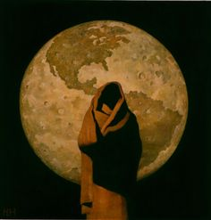 Bouge-toi, la Terre se meurt.../  Get moving, the Earth is dying... / By Brad Holland.
