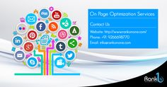 On Page #Optimization Services.