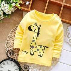46856001b9a Spring Autumn Casual Gilrs Boys Baby Children Infant