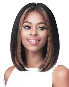 The key point we wearing a wig is to make it look as natural as possible. Best Wig Outlet, We Wear, How To Wear, Human Hair Wigs, Boss, Take That, Key, Long Hair Styles, Natural