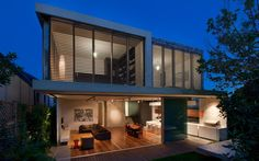 MCK - Sydney Architects / Projects / Queens Park House