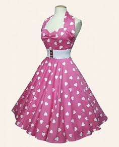 Rockabilly Dress and Shoes for Wedding - Alternatively Lovely -