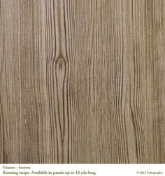Veneer in Brown from Tylergraphic #textiles #fabric #brown