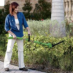 Powerstick 4-in-1 Lawn & Garden Tool