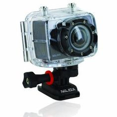 41% OFF Now £123.23 - Nilox 13NXAKFH00001 Action Camera deals at DealDoodle UK