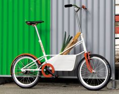 'bagbike' by francois bernard + sonja breuninger + marion pinaffo - 'seoul cycle design' competition shortlist revealed