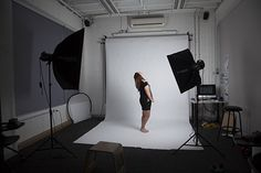 Discover Some Simple And Effective Lighting Techniques For Studio Portrait Photography | Digital Photography Secrets