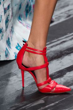 J. Mendel at New York Fashion Week Spring 2015 - StyleBistro