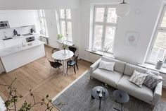 """Immy and Indi on Instagram: """"Loving this wide angle shot of an apartment for @alvhemmakleri """""""