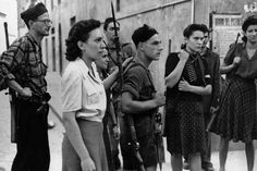 Role of women in the antifascist and anti-Nazi resistance in Italy during World War II. In the Italian Resistance came to life when the Fascist Grand Council removed Benito Mussolini from power in July. Women, who constituted out […] Kings & Queens, French Resistance, San Bernardo, Female Fighter, Female Soldier, Alternate History, Historical Photos, World War Ii, Crime