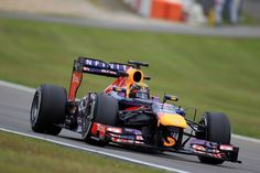 German Grand Prix: Vettel sets day one pace at the 'Ring