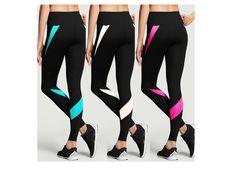 NEW-SEXY Women-Capri Cropped Leggings Yoga Pants for Gym Fitness Workout-1size #topmelon #PantsTightsLeggings