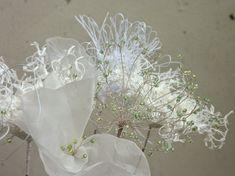 Laurence Aguerre - Explorations et Sculptures Textiles: Accompagner le printemps