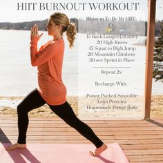 HIIT Workout for Women