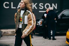 Streetsnaps: New York Fashion Week Days 5 and 6