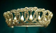 """The Vladimir tiara"""