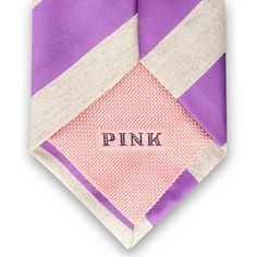 Hotel Stripe Woven Tie by Thomas Pink Thomas Pink, Card Holder, Tie, London, My Style, Shirts, Knights, Shirt, Dress Shirts
