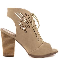 Restricted Wanda - Taupe