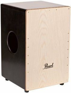 Pearl 2Face Cajon by Pearl. $199.95. The New 2Face Cajon from Pearl Percussion has two distinct personalities. The professional quality wood construction box drum is ported on the side with two different playing faces on the front and back. One face is 5mm thick offering a more mellow woody sound, while the reverse face is 3mm thick and gives all the punch, thump, and crack you could ask for. Both sides feature 3 sets of fixed snares.