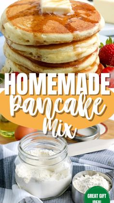 Vegan Breakfast Recipes, Healthy Breakfast Recipes, Brunch Recipes, Waffle Waffle, Royal Recipe, Homemade Pancakes, Campfire Food, Homemade Spices, Buttermilk Biscuits