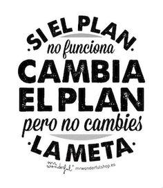 Tantos planes como letras tiene el Abecedario...No hay excusa para no llegar.